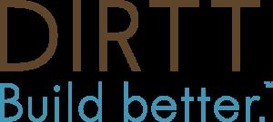 Dirtt Logo Brown_blue